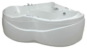 Ванна Aquanet Bellona 165x165 без гидромассажа