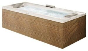 Ванна Jacuzzi Sharp Double Top